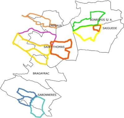 Chemins ccrsa