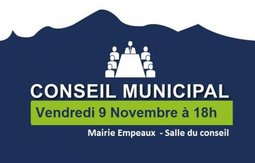 Conseil municipal 1