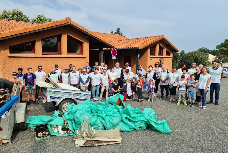 Photo groupe journee ecocitoyenne