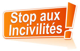 Stop incivilites